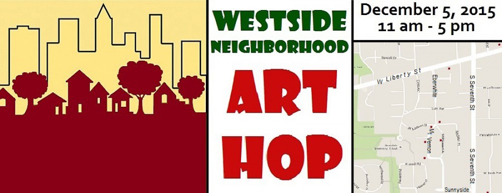 Westside Art Hop logo