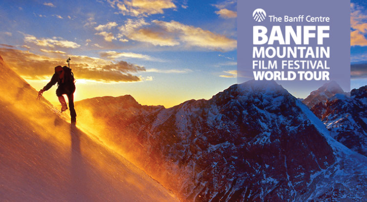 Review: Banff Mountain Film Festival at the Michigan Theater.