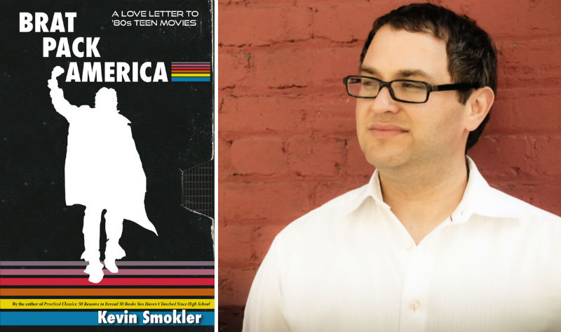 Kevin Smokler, author of Brat Pack America: A Love Letter to '80s Teen Movies
