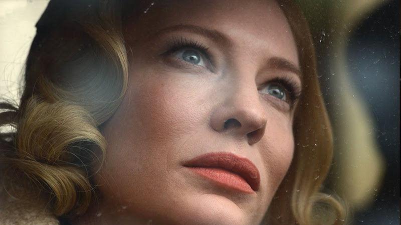 Cate Blanchett portrays the title character in director Todd Haynes' latest film.