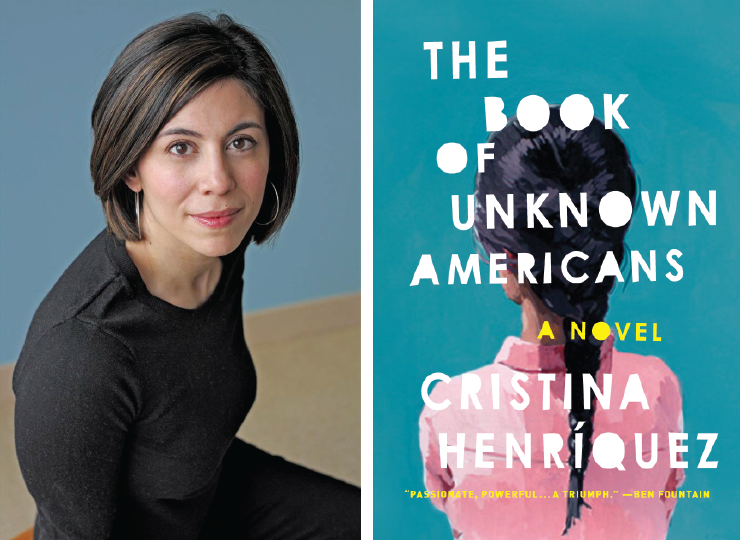 Christina Henriquez will discuss this year's AA/Ypsi Reads title, her own The Book of Unknown Americans