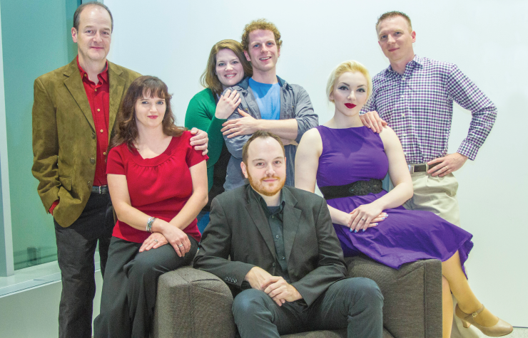 The Civic Theatre cast brings out their best for 'Company'