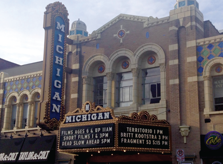 Movie Marathon: My 48 Hours at the Ann Arbor Film Festival