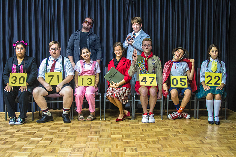 A2CT's 25th Annual Putnam County Spelling Bee