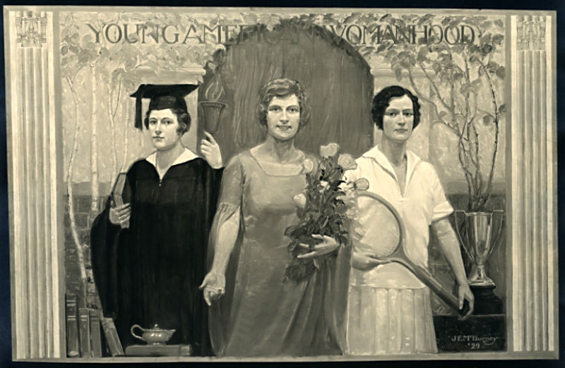 Constructing Gender: The Origins of Michigan's Union and League, The Student Experience: Flappers, Mappers, and The Fight for Equality on Campus