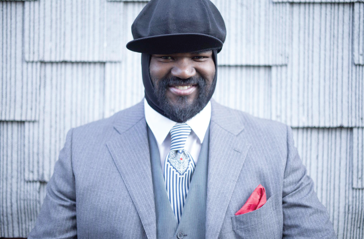 Preview: Gregory Porter Serves Up Soulful Jazz at A2 Summer Festival 6/22.