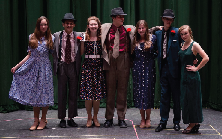 Huron Players prove they can do with a production of Guys and Dolls