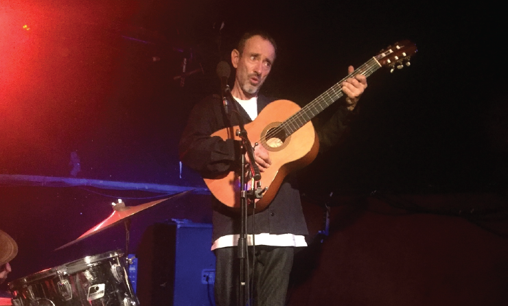 Jonathan Richman makes the secretaries feel better at the Blind Pig