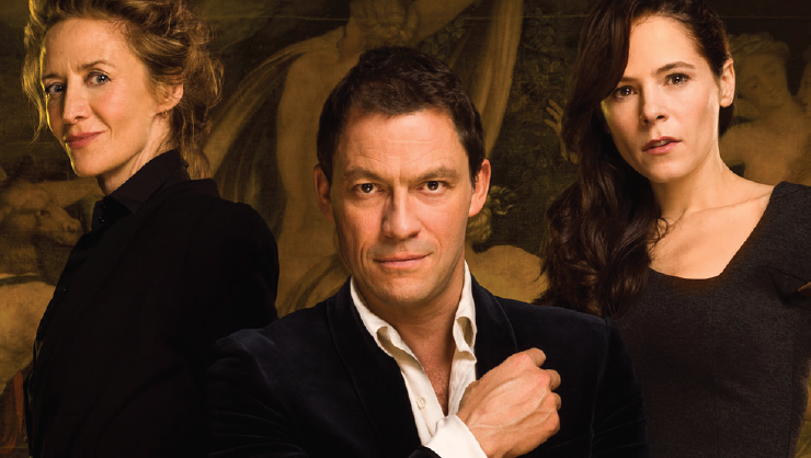 McNulty lets his cruel intentions show in National Theatre Live's Les Liaisons Dangereuses.