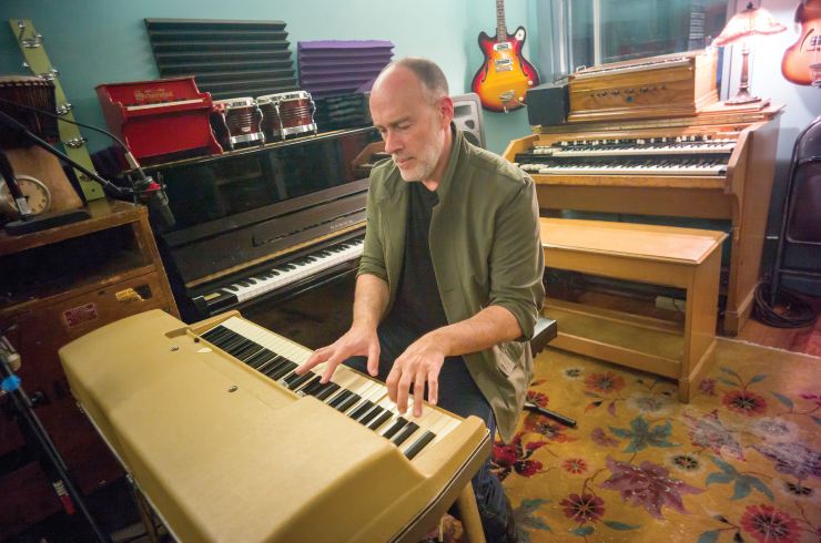 Review: Marc Cohn Takes Us Back at The Ark