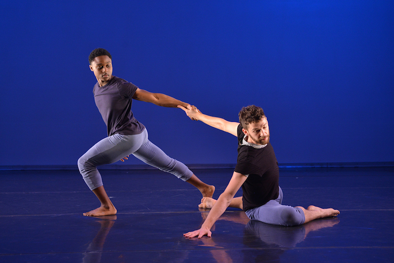 Dancers in a piece by Camille A. Brown.