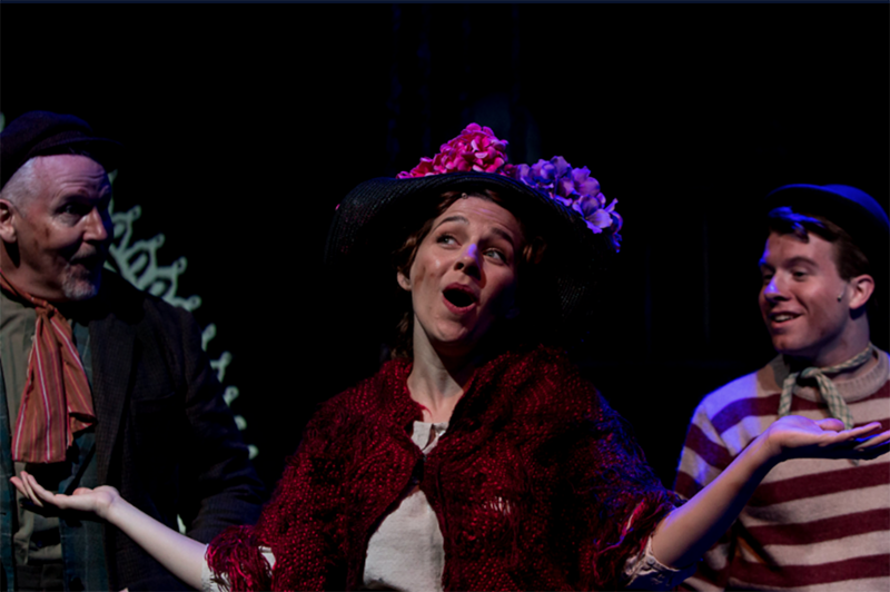 Jessica Grové is abso-bloomin'-lutely loverly in Encore's <em>My Fair Lady</em>.