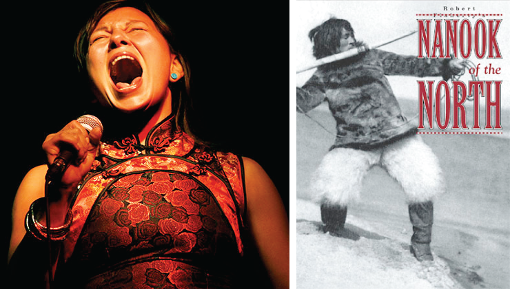 Tanya Tagaq in Concert with Nanook of the North.