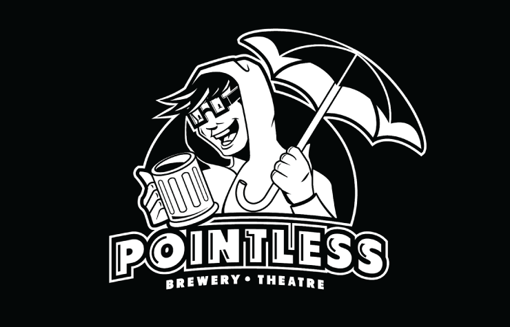 The Pointless Brewery opened on Packard in Ann Arbor.