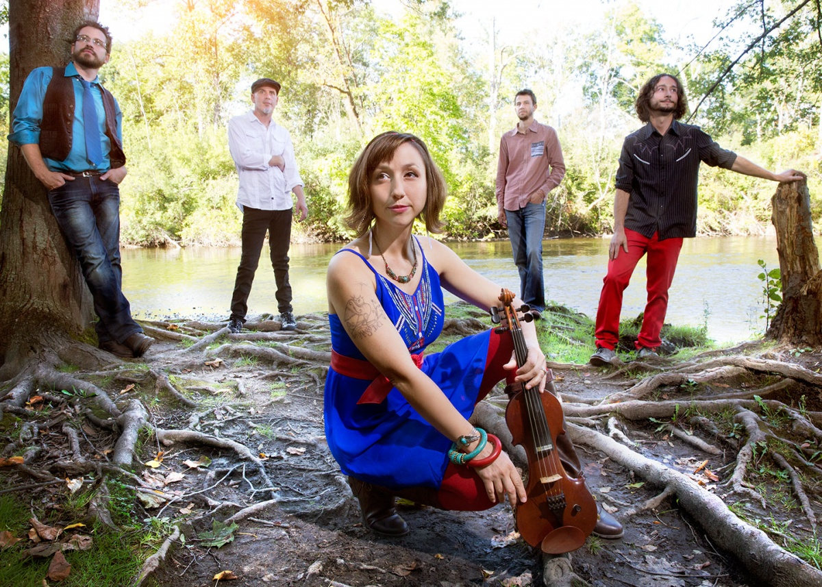 The Ragbirds bring their folk/indie rock concert/party to The Ark October 30