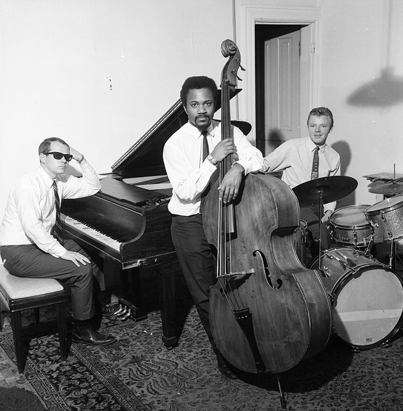 Ron Brooks trio, 1967