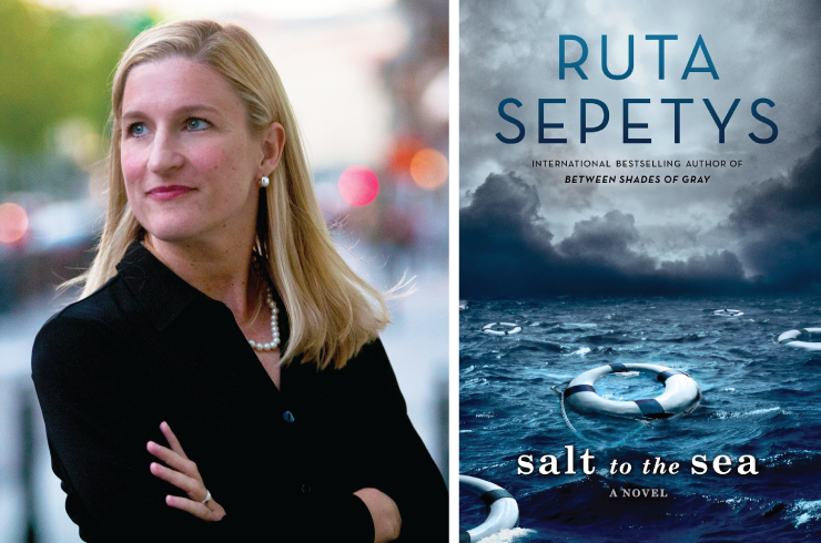 Ruta Sepetys at Literati