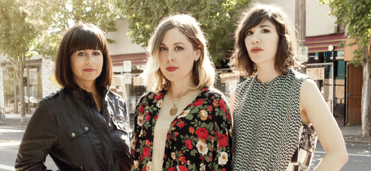 Sleater-Kinney comes to Royal Oak this Tuesday