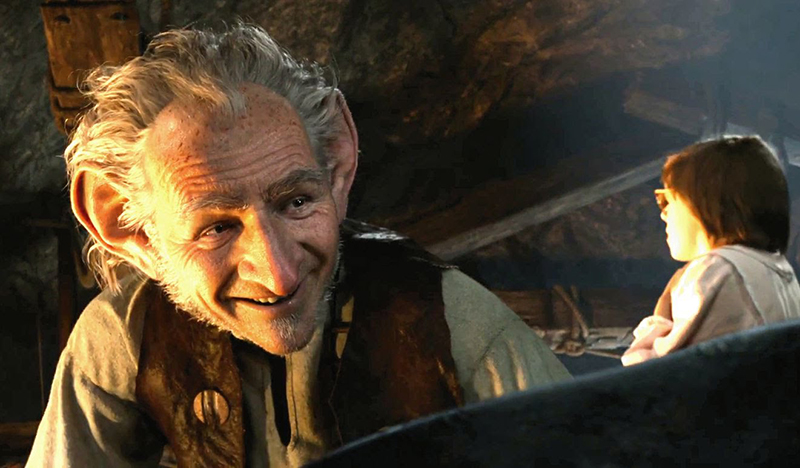 The BFG, all Dahl'd up in CGI.