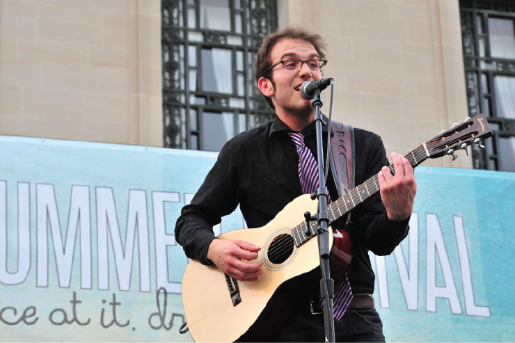 Theo Katzman returns to Ann Arbor November 11