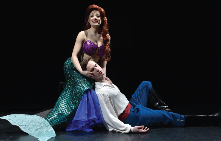 U-M's production of The Little Mermaid