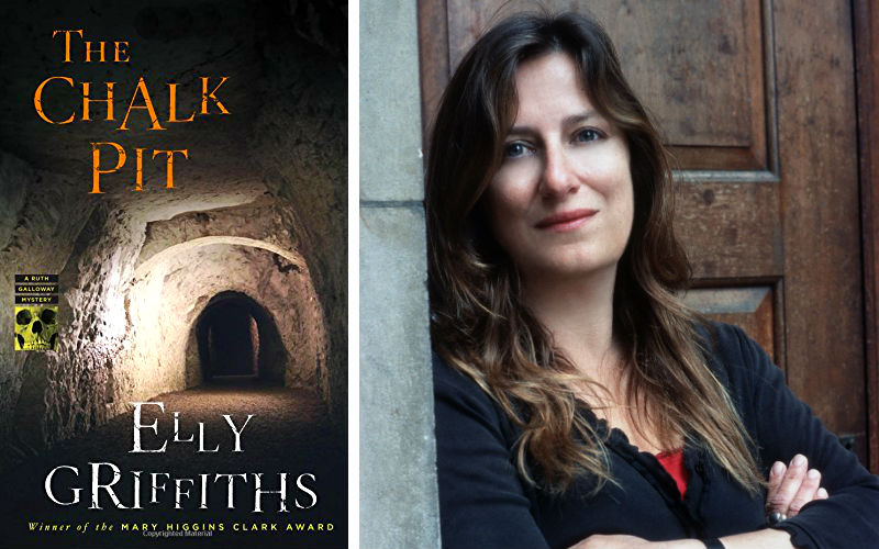 Elly Griffiths, The Chalk Pit