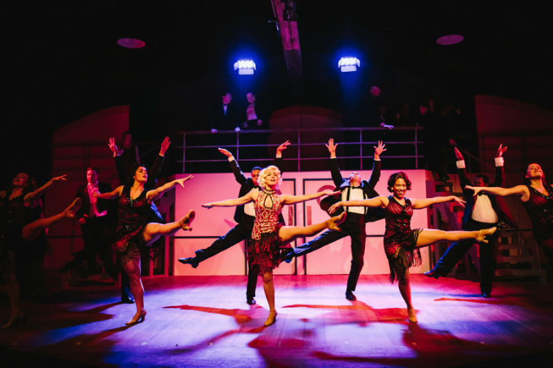 Anything Goes at Encore Theatre