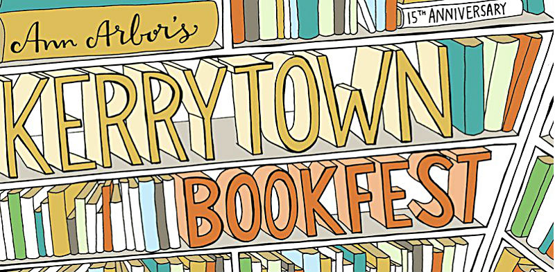 15th annual Kerrytown BookFest