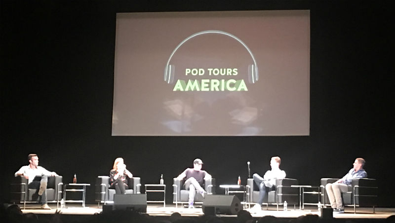 Pod Save America at the Michigan Theater