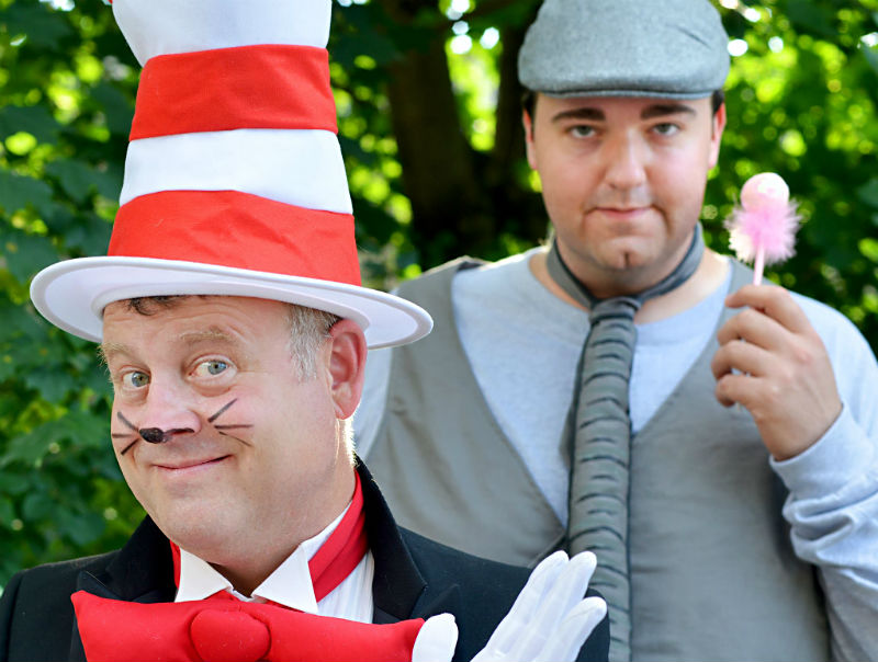 Ann Arbor Civic Theatre presents Seussical, the Musical
