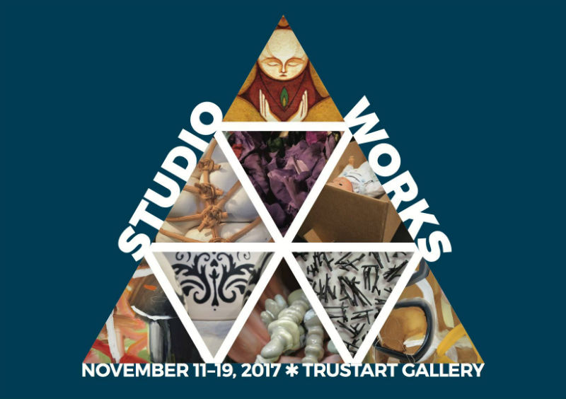 Studio Works at trustArt Gallery
