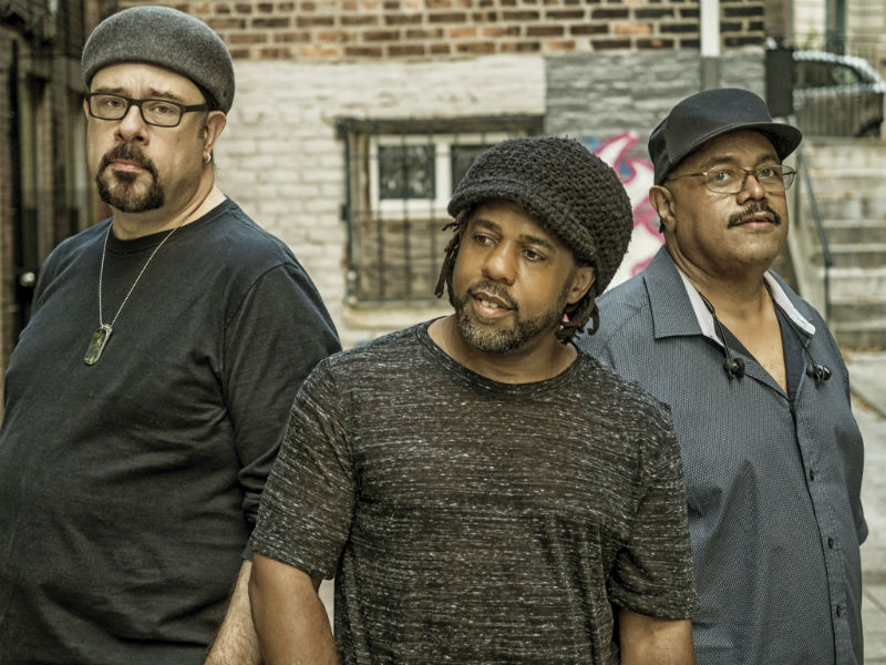 Victor Wooten Trio at The Ark