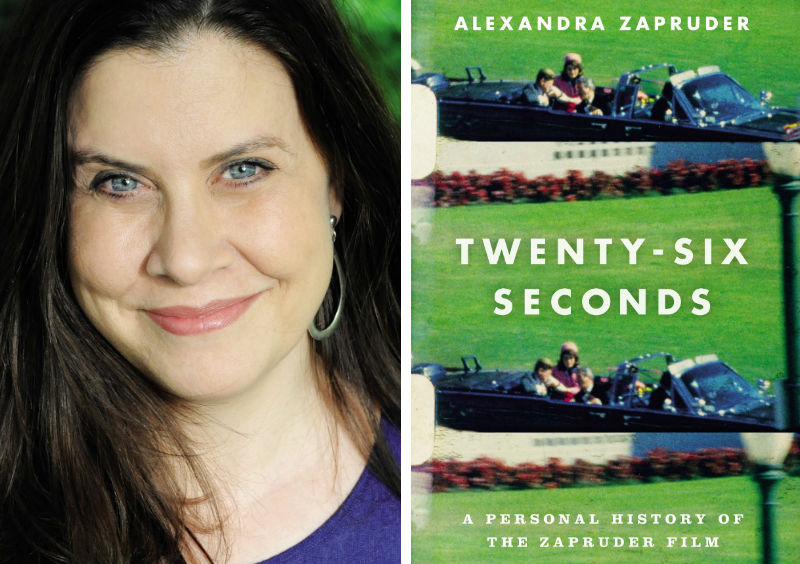 Alexandra Zapruder, Twenty-Six Seconds