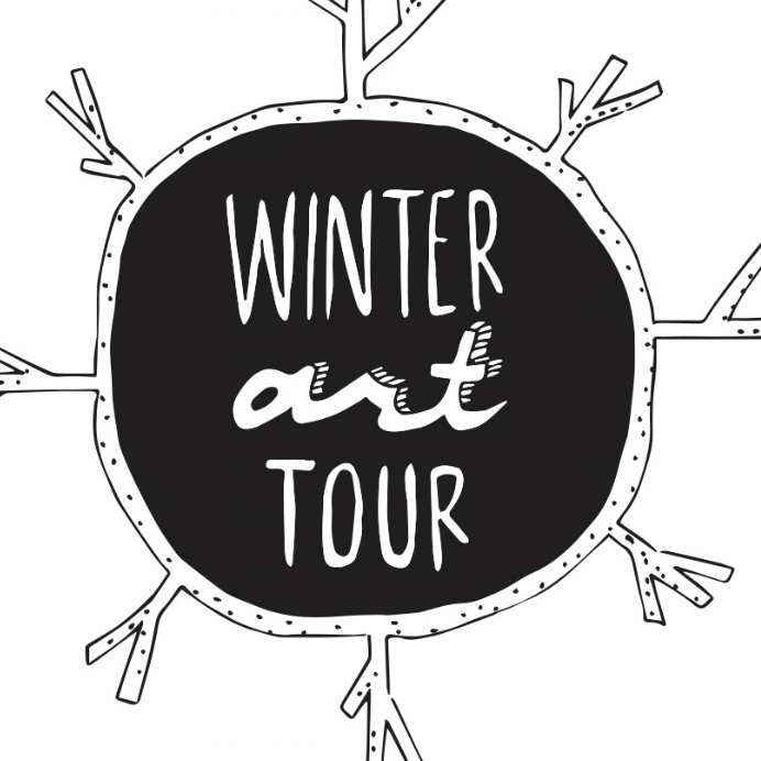 Craft Services: A peek at Winter Art Tour 2017