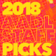 AADL 2018 Staff Picks: Books, Music, Movies & More