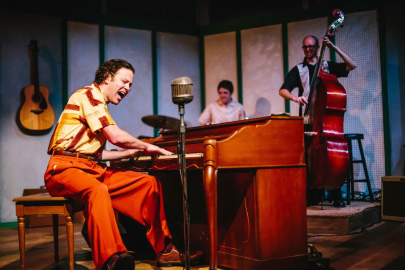 Encore Theatre's Million Dollar Quartet