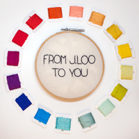 from j. loo to you logo