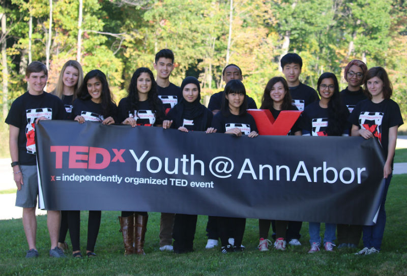 2015 TEDxYouth@AnnArbor crew