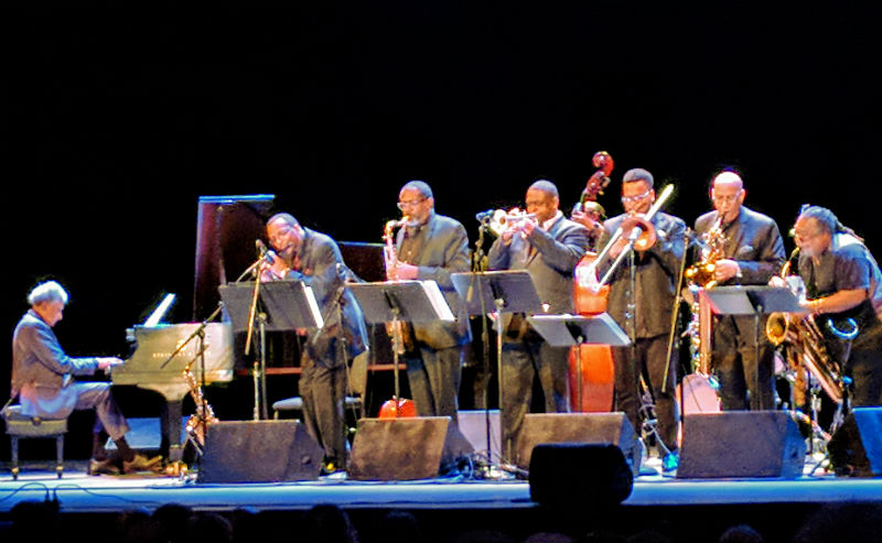 Abdullah Ibrahim and Ekaya at the Michigan Theater in Ann Arbor