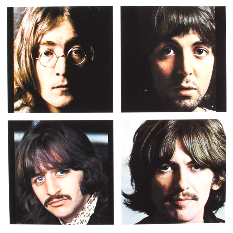The Beatles' White Album