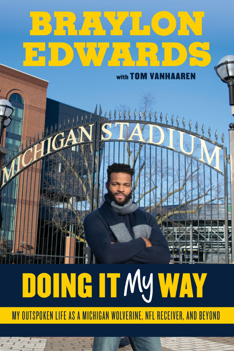 Braylon Edwards' book Doing It My Way
