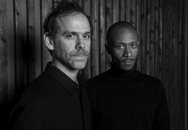 Bryce Dessner and Korde Arrington Tuttle by Pascal Gely
