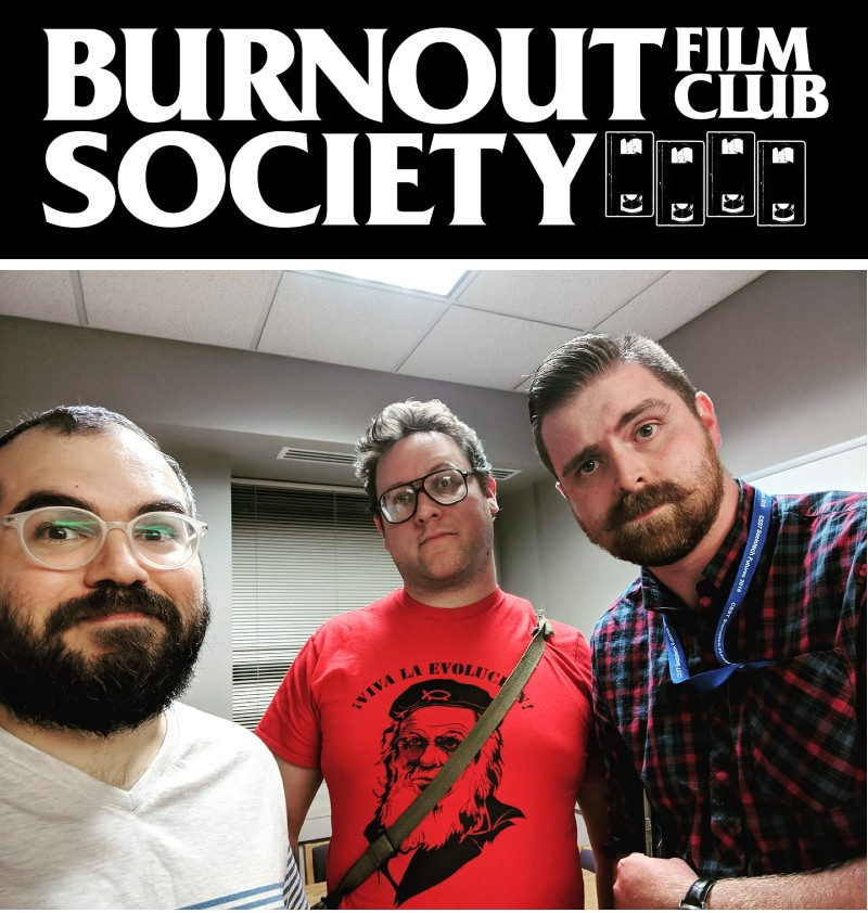 Burnout Society Film Club