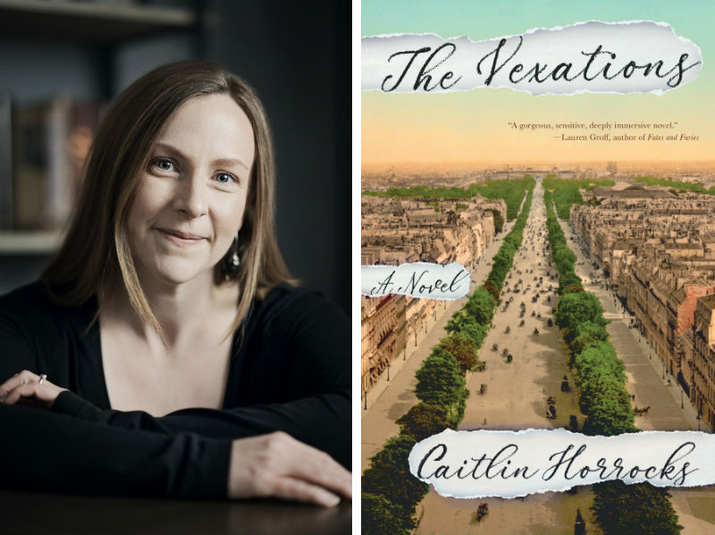 Caitlin Horrocks, The Vexations
