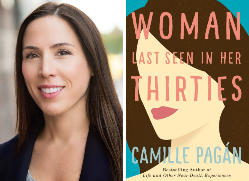 Camille Pagan, Woman Last Seen in Her Thirties