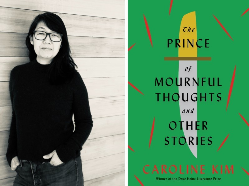 Caroline Kim and her book The Prince of Mournful Thoughts and Other Stories