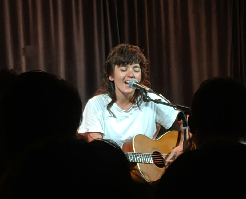 Courtney Barnett at Leon Loft