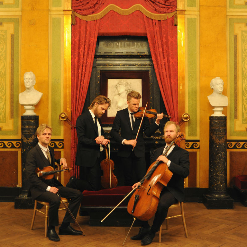 The Danish String Quartet