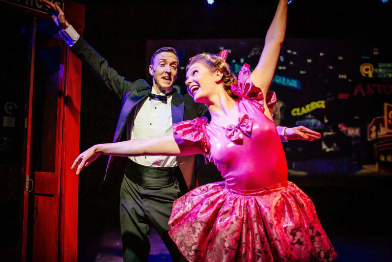 Encore Theatre's Crazy for You