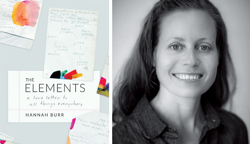 The Elements: A Love Letter to All Things Everywhere by Hannah Burr
